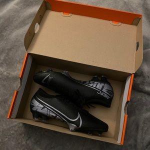 Nike Vapor 13 Pro FG Black Soccer Cleats